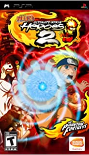 Amazon.com: Naruto Shipuden: Ultimate Ninja Heroes 3 - Sony ...