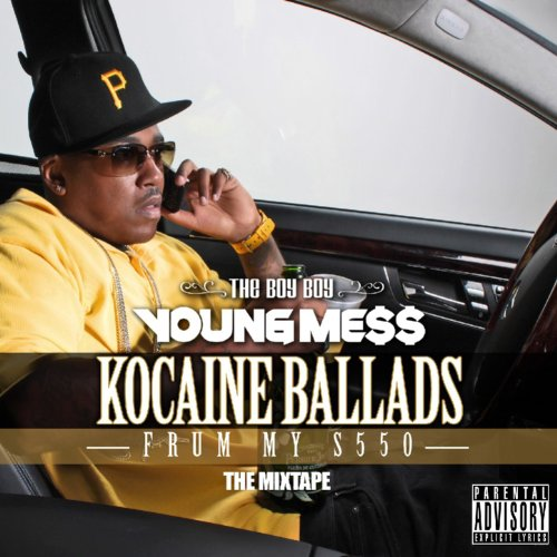 Kokaine Ballads Frum My S550 [Explicit] for sale  Delivered anywhere in USA