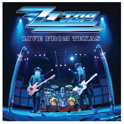 Live From Texas (Blues Zz Top)