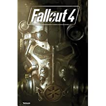 "Fallout 4 - Gaming Poster Poster / Print (Game Cover / Mask) (Size: 24"" x 36"")"