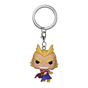 Amazon.com: Funko Pop! Keychain Animation: My Hero Academia ...