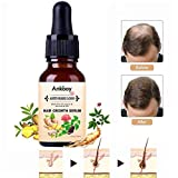 Hair Growth Serum,2019 Hair Growth Oil,Hair Growth,Stops Hair Loss, Hair Thinning Treatment, Hair