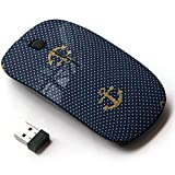 Best Anchor Gaming PCs - Ergonomic Optical 2.4G Wireless Mouse - Gold Anchor Review