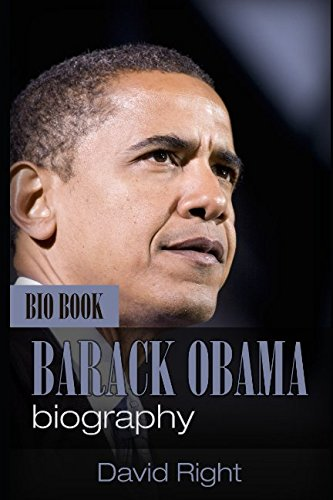 BARACK OBAMA biography bio book