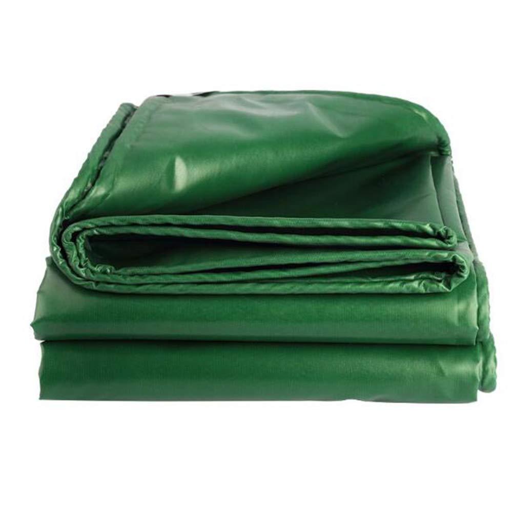 vert 48M MuMa BÂche épaissir Imperméable Imperméable Crème Solaire Ombre Isolation De Plein Air (Couleur   vert, Taille   1.5  2M)