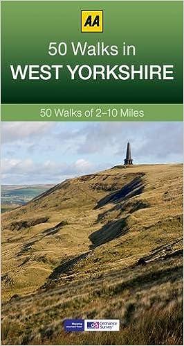 West Yorkshire Walking Guidebook (AA)