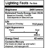 Sunlite 41516-SU High Wattage Spiral CFL Light