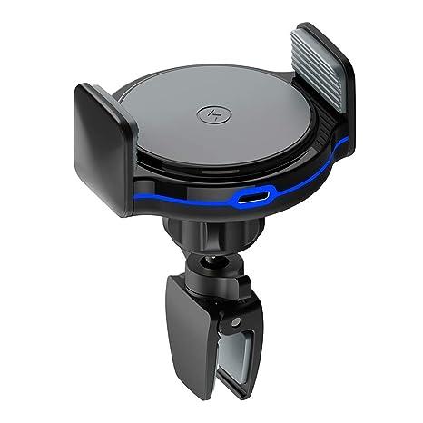 Amazon.com: Cargador inalámbrico para coche Captianskn ...