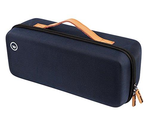 Hard EVA Case Portable Travel Carrying Case Storage Bag for Bose SoundLink Revolve+ Plus Bluetooth Speaker with Charging Cradle by Excel (Plus Bag)