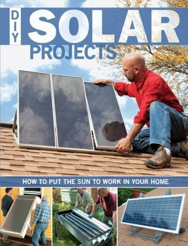 DIY Solar Projects by Smith, Eric (2011) Paperback ebook