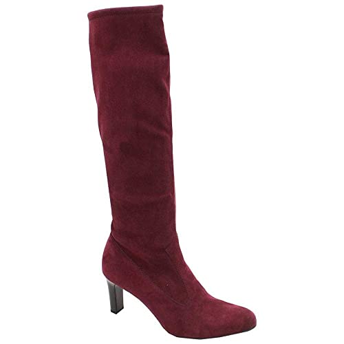 d2e14419b5e Peter Kaiser Levke Stretch High Heel Long Boot  Amazon.co.uk  Shoes ...