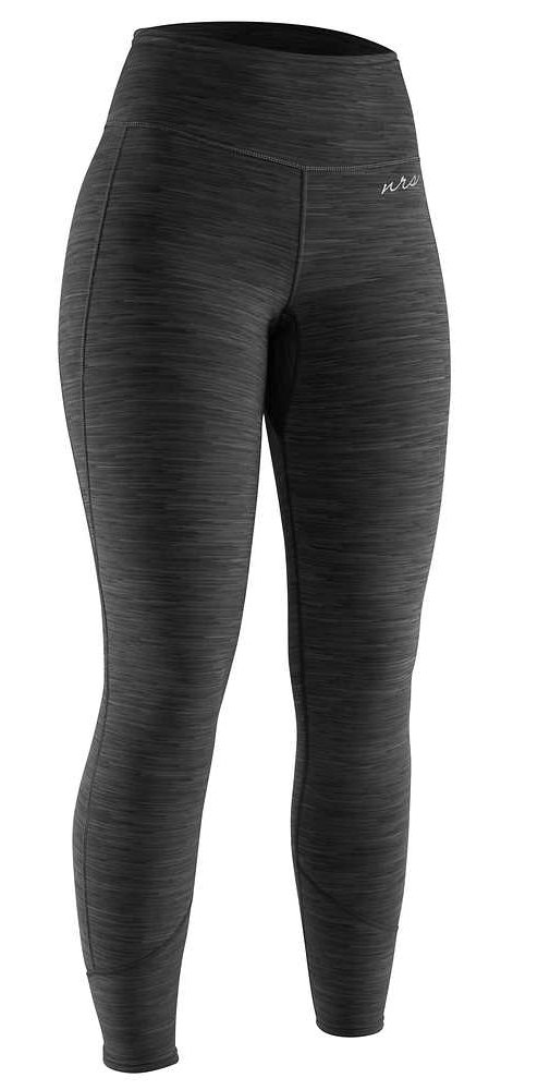 NRS HydroSkin 0.5 Pant - Women's Charcoal Heather XL by NRS