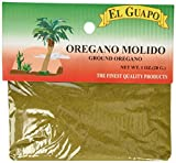 El Guapo Ground Oregano Seasoning, 1 Ounce (Pack of 12)