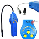 Sinotech Dual-color LED Idicator Lightes Reliable Negative Corona Halogen Leak Detector - Hld-200+