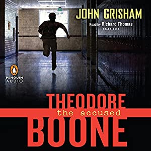 Theodore Boone: The Accused Audiobook
