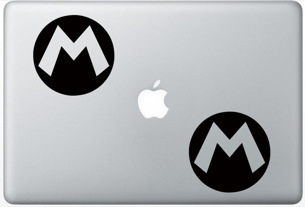 Amazon com: Mario M Super ArcDecals78600857 Set Of Two (2x