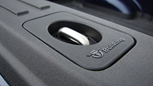 Bull Ring 4028 - Ford Retractable Flush Fit for 1998-2014 F-150, Super Duty 1998-2016 - 1 Pair