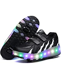 Amazon.com: Wheeled Heel - Sneakers / Shoes: Clothing, Shoes & Jewelry