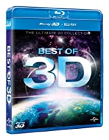 Best of 3D: The Ultimate 3D Collection [Blu-ray 3D + Blu-ray] [2013] [Region Free] by Universal Pictures