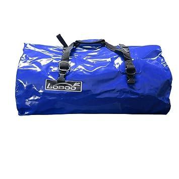 Amazon.com: Bagood Bolsa impermeable para motocicleta, bolsa ...