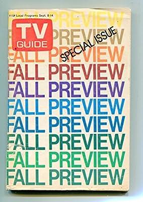 TV Guide-September 8-14-1973-Kentucky Edition
