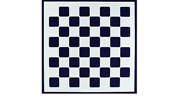Amazon.com: Chess/Checkerboard Stencil 14 Mil -18\