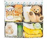 Bundle Bear Box, Baby Shower Gift Bundle, 9 Essentials - Gender Neutral