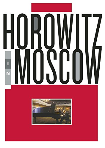 Horowitz in Moscow (Tv Large Sony Format)