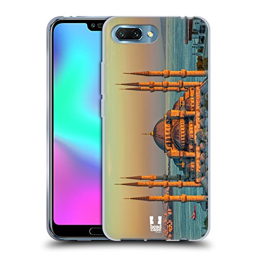 - Head Case Designs Sultan Ahmed Mosque Best Of Istanbul Soft Gel Case for Huawei Honor 10