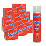 96 cans (master case) Whip-it! 300ml 5x Refined Butane Fuel