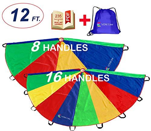VOMLine Play Parachute for