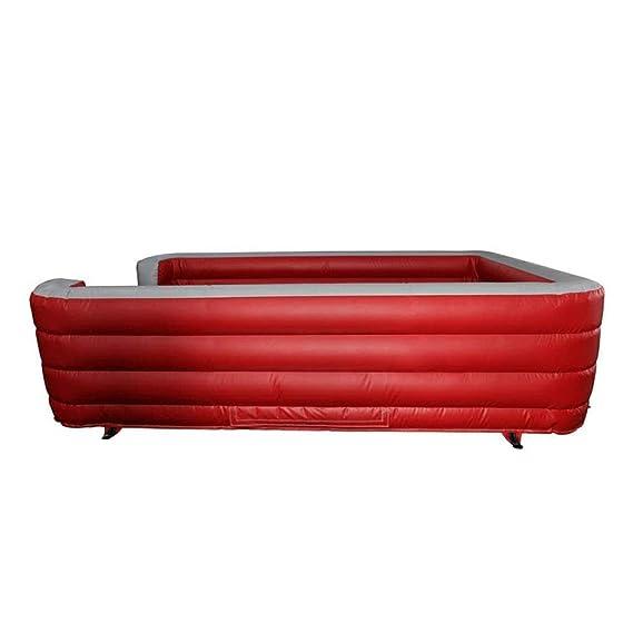 Amazon.com : Sinolodo Inflatable Foam air Pit/PVC Foam Ball ...