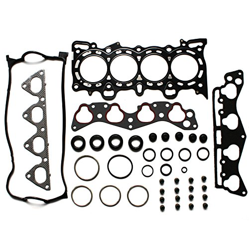 1.6 Head Gasket Kit - SCITOO Replacement for Head Gasket Set fits Civic del Sol 1.6L D16Y5 D16Y7 D16Y8 1996-2000 Engine Head Gaskets Kit Sets