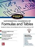 Schaum's Outline of Mathematical Handbook of