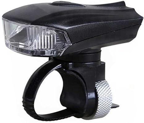 Batería LED USB luz delantera – Foco frontal para Bici Bicicleta Luces SHHE 5 modos 400 lm IP67 impermeable Ciclismo faros delanteros: Amazon.es: Deportes y aire libre