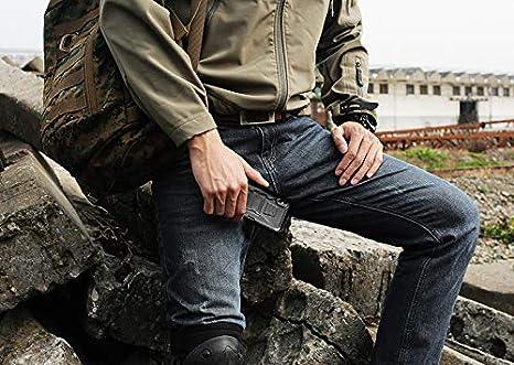 Funda Clip para Cintur/ón Soporte Antichoque Caja Militar Defensor Cuerpo Completo Case Carcasa for Samsung Galaxy A5 2017 Cocomii Bionic Armor Galaxy A5 2017 Funda Nuevo Robusto Bi.Black