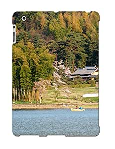 CPkCahA218OEQlj Crazinesswith Boat Ride On The Lake Feeling Ipad 2/3/4 On Your Style Birthday Gift Cover Case