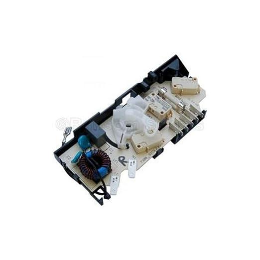 Hotpoint Ariston - Cerradura de placa eléctrica para puerta de ...