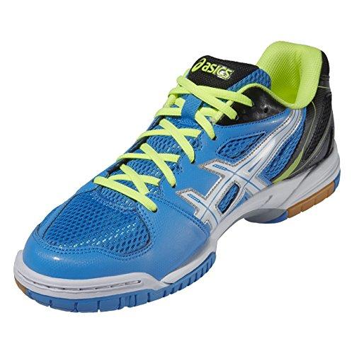 Asics GEL FLARE 5 Zapatillas para Correr Running Azul Negro para Hombre