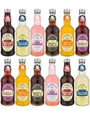 Fentimans Fizzy Drinks Mixed Selection Pack (12 x 275ml Bottles)