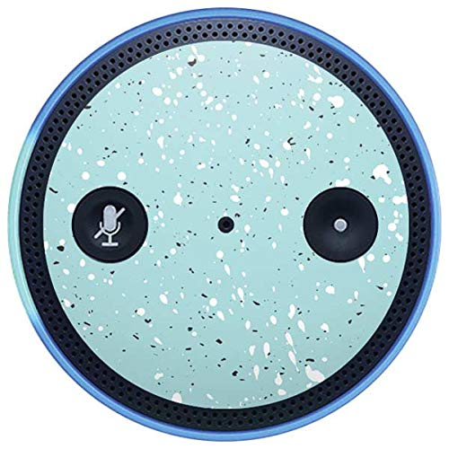 Skinit Speckle Amazon Echo Plus Skin - Mint Speckled Design - Ultra Thin, Lightweight Vinyl Decal Protection