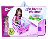 Neat-Oh! ZipBin Princess Fairy Castle Toy Box Playset