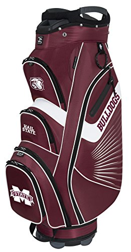Mississippi Golf Bag (Team Effort Mississippi State Bulldogs The Bucket II Cooler Cart Bag)