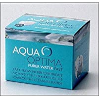 Aqua Optima REC07 Filtro de agua de 30 dias, Hecho de Material de Alta Calidad, Color blanco