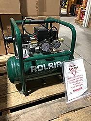 Rolair JC10 Oil less compressor