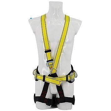 Xiaotian Arnés Cinturón de Seguridad Escalada en Roca Rapel ...