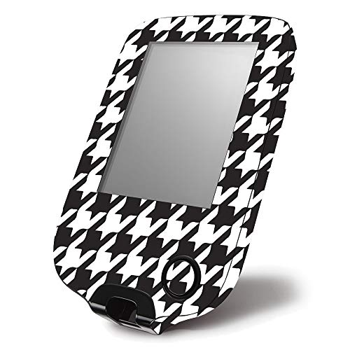 MightySkins Skin Compatible with Abbott Freestyle Libre - Houndstooth   Protective, Durable, and Unique Vinyl Decal wrap Cover   Easy to Apply, Remove, and Change Styles   Made in The USA from MightySkins