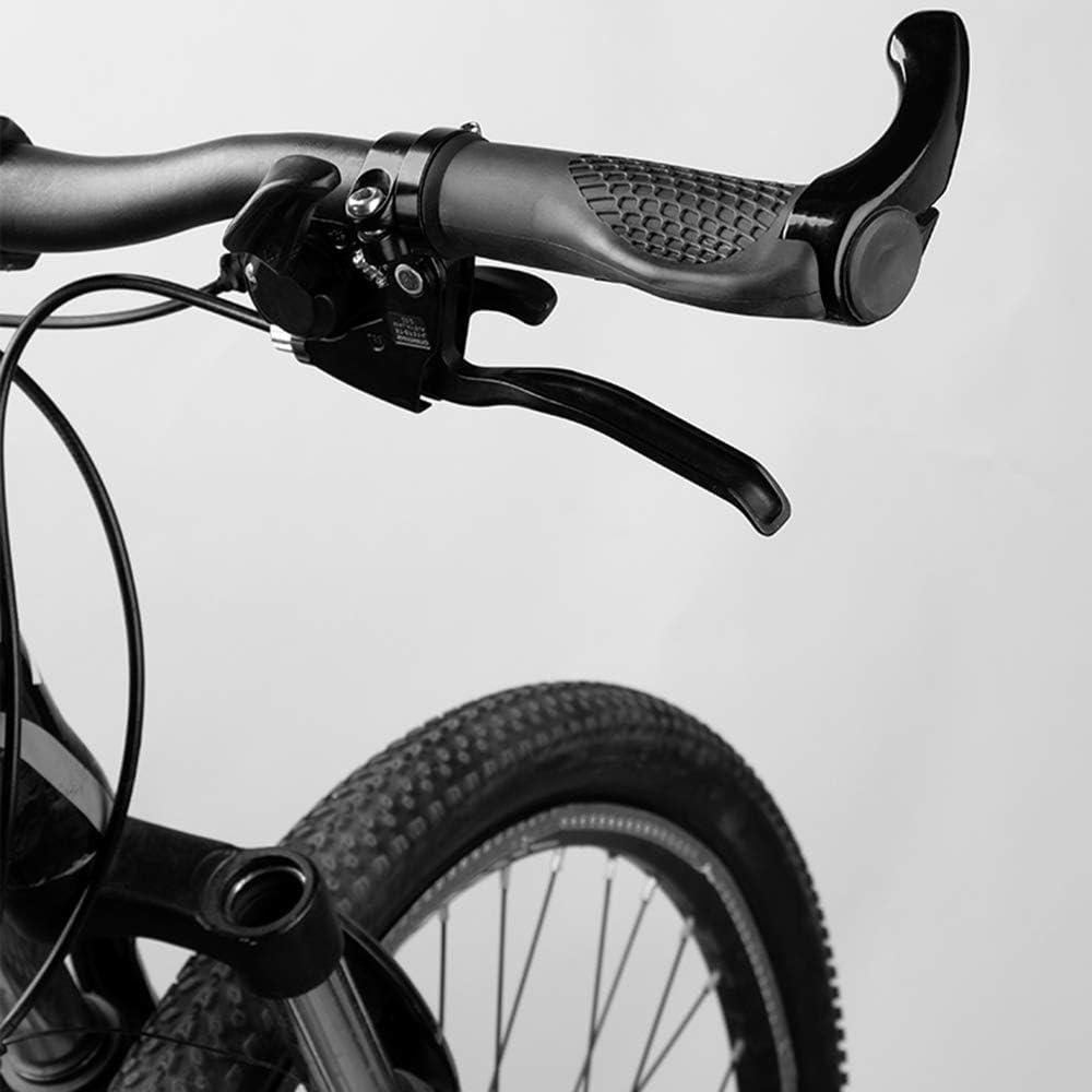 Puños Bicicleta Ergonomicos, 1 Par Puños para Bicicleta de Montaña ...