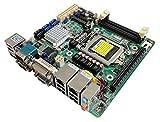 Jetway NF9E-Q77 Intel Q77 LGA 1155 HDMI DVI Mini-ITX Motherboard
