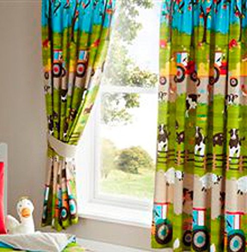 Fully Lined Curtain - 8